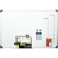 Quartet® Magnetic Dry-Erase Board, Aluminum Frame, 3' x 2' (79378)