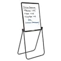 Staples Ultima Double-Sided Portable Dry-Erase Easel