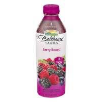 Bolthouse Farms Berry Boost 100% Fruit Juice Smoothie Fresh