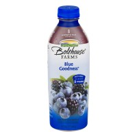 Bolthouse Farms Blue Goodness 100% Fruit Juice Smoothie Fresh