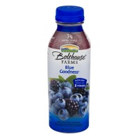 Bolthouse Farms Blue Goodness 100% Juice Fruit Smoothie Fresh