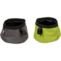 "Good2Go Take Out Collapsible Pet Travel Bowl, 7"" L X 4.5"" W"