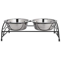 Harmony Stainless Steel Double Diner, 7 Cups