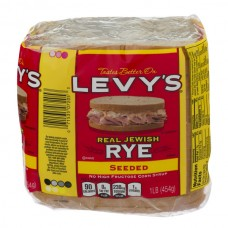 Levy's Bread Jewish Rye Seeded