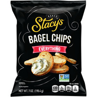 Stacy's Baked Bagel Chips Everything Non-GMO