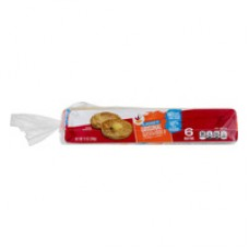 Stop & Shop English Muffins Original Light - 6 ct
