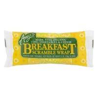 Amy's Wrap Breakfast Scramble Organic