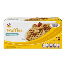 Stop & Shop Waffles Buttermilk - 10 ct
