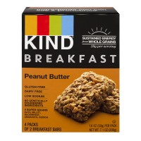 KIND Breakfast Bars Peanut Butter - 4 ct
