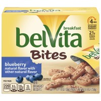Nabisco belVita Breakfast Bites Blueberry - 5 ct