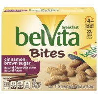 Nabisco belVita Breakfast Bites Cinnamon Brown Sugar - 5 ct