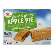 Stop & Shop Fruit & Grain Cereal Bars Apple Pie - 8 ct