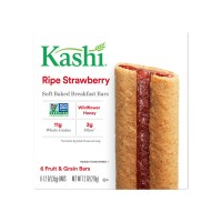 Kashi Soft Baked Cereal Bars Ripe Strawberry - 6 ct