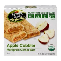 Health Valley Multigrain Cereal Bars Apple Cobbler Organic - 6 ct
