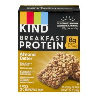 KIND Breakfast Protein Bar Almond Butter - 4 ct