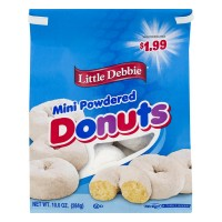 Little Debbie Donuts Powdered Mini