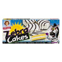 Little Debbie Zebra Cakes Classic Yellow Twin Wrapped - 10 ct