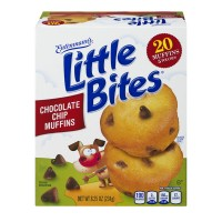Entenmann's Little Bites Mini Muffins Chocolate Chip - 5 ct