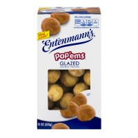Entenmann's Pop'ems Donut Holes Glazed