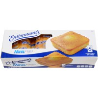 Entenmann's Mini Cakes Pound Cake - 6 ct