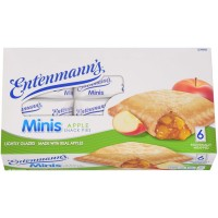 Entenmann's Mini Snack Pies Apple - 6 ct