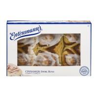 Entenmann's Buns Cinnamon Swirl