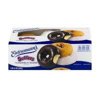 Entenmann's Soft'ees Donuts Assorted Family Pack - 12 ct