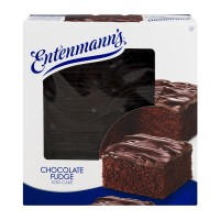 Entenmann's Cake Chocolate Fudge