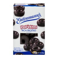 Entenmann's Softee Popettes Rich Chocolate Frosted