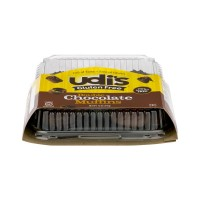 Udi's Gluten Free Muffins Double Chocolate - 4 ct