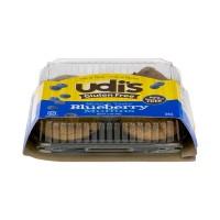 Udi's Gluten Free Muffins Blueberry - 4 ct Frozen