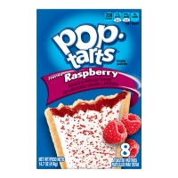 Kellogg's Pop-Tarts Frosted Raspberry - 8 ct