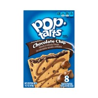 Kellogg's Pop-Tarts Frosted Chocolate Chip - 8 ct
