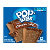 Kellogg's Pop-Tarts Frosted Chocolate Fudge - 12 ct