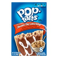 Kellogg's Pop-Tarts Frosted Chocolate Chip Cookie Dough - 8 ct