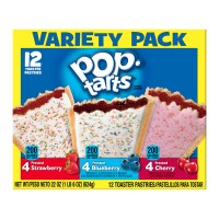 Kellogg's Pop-Tarts Variety Pack - 12 ct