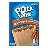 Kellogg's Pop-Tarts Frosted Brown Sugar Cinnamon - 8 ct