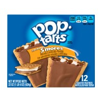 Kellogg's Pop-Tarts Frosted S'mores - 12 ct