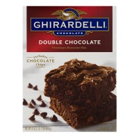 Ghirardelli Brownie Mix Double Chocolate