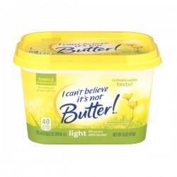 I Can't Believe It's Not Butter! Vegetable Oil Spread Light