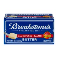 Breakstone's Butter Salted Sticks - 4 qrtrs