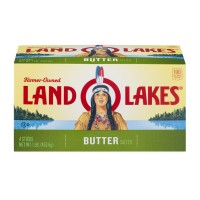 Land O Lakes Butter Salted Sticks - 4 ct