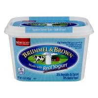 Brummel & Brown Vegetable Oil Spread with Yogurt