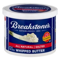 Breakstone's Whipped Butter Salted All Natural