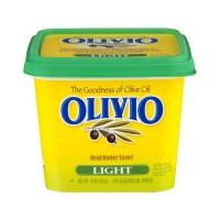 Olivio Vegetable Oil Spread Made with Olive Oil Light