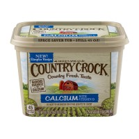 Shedd's Spread Country Crock 32% Vegetable Oil Spread Calcium