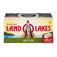 Land O Lakes Butter Salted Half Sticks - 8 ct