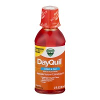 Vicks DayQuil Cold & Flu Multi-Symptom Relief Liquid