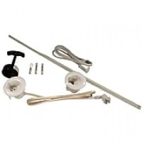 Legrand® CMK70 Flat Screen TV Cord and Cable Power Kit