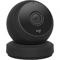 Logitech Circle Home Security Camera, White